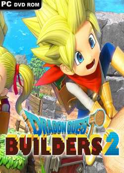 Dragon Quest Builders 2-CPY