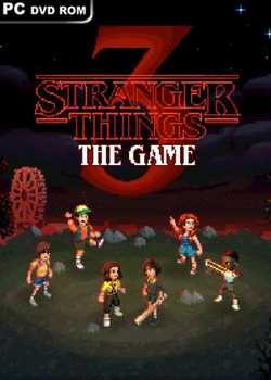 Stranger Things 3 The Game-CPY