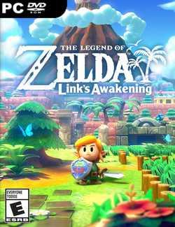 The Legend of Zelda Link's Awakening-CPY