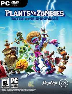 Plants vs Zombies Battle for Neighborville-CPY