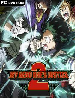 My Hero One's Justice 2-CPY