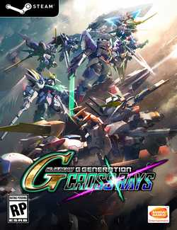 SD Gundam G Generation Cross Rays-CPY