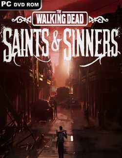 The Walking Dead Saints & Sinners-CPY