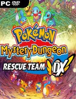 Pokémon Mystery Dungeon Rescue Team DX-CPY