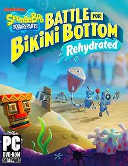 SpongeBob SquarePants Battle for Bikini Bottom Rehydrated-CPY
