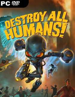 Destroy All Humans!-CPY
