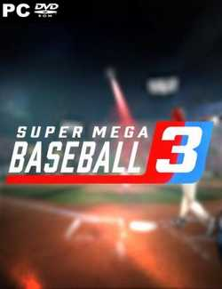 Super Mega Baseball 3-CPY