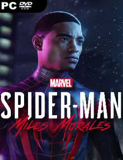 Marvel's Spider-Man Miles Morales-CPY