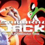 Samurai Jack Battle Through Time-CPY