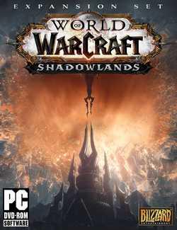 World of Warcraft Shadowlands-CPY