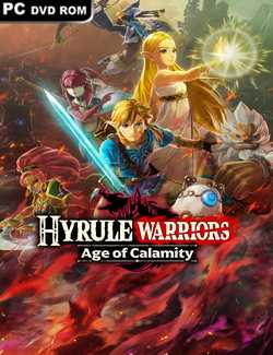 Hyrule Warriors Age of Calamity-CPY