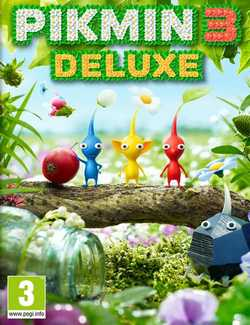 Pikmin 3 Deluxe-CPY