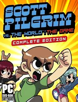Scott Pilgrim vs The World The Game Complete Edition-CPY