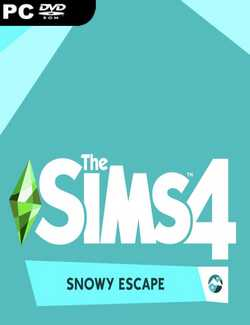 The Sims 4 Snowy Escape-CPY