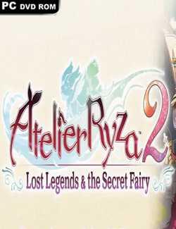 Atelier Ryza 2 Lost Legends & the Secret Fairy-CPY