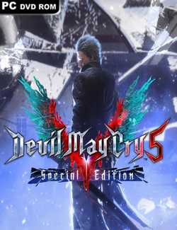 Devil May Cry 5 Special Edition-CPY