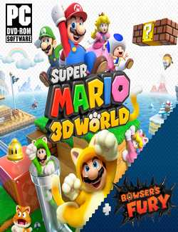 Super Mario 3D World + Bowser's Fury-CPY