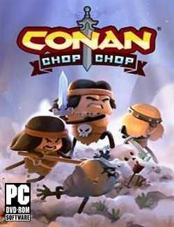 Conan Chop Chop-CPY