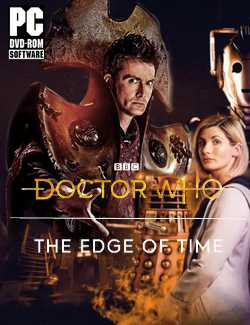 Doctor Who The Edge of Reality-CPY