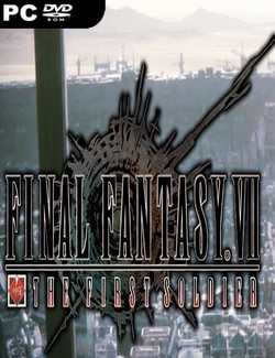 Final Fantasy VII The First Soldier-CPY