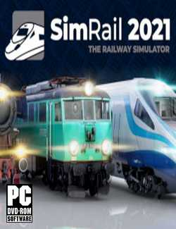 SimRail 2021 The Railway Simulator-CPY
