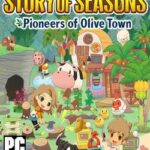 Story of Seasons Pioneers of Olive Town -CPY
