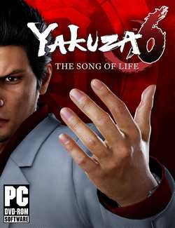 Yakuza 6 The Song of Life-CPY