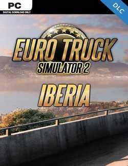 Euro Truck Simulator 2  Iberia-CPY