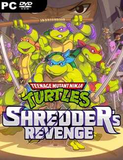 Teenage Mutant Ninja Turtles Shredder's Revenge-CPY