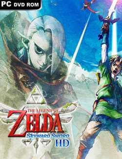 The Legend of Zelda: Skyward Sword HD-CPY