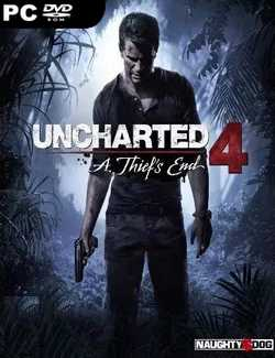 Uncharted 4 A Thief's End-CPY