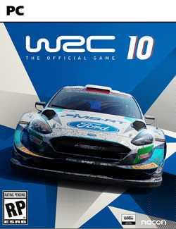WRC 10 FIA World Rally Championship-CPY