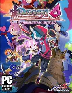 Disgaea 6: Defiance of Destiny-CPY