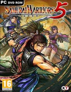 SAMURAI WARRIORS 5-CPY