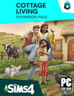 The Sims 4 Cottage Living-CPY