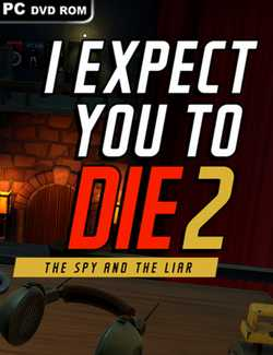 I Expect You To Die 2-CPY