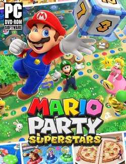 Mario Party Superstars-CPY